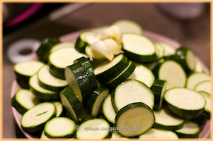 Soupe courgettes